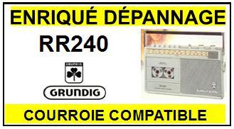 GRUNDIG-rr240-COURROIES-ET-KITS-COURROIES-COMPATIBLES