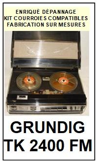 GRUNDIG-TK2400FM-COURROIES-ET-KITS-COURROIES-COMPATIBLES