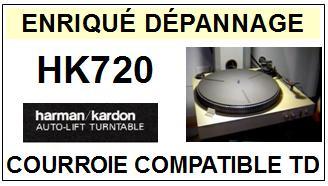 HARMAN KARDON-HK720-COURROIES-ET-KITS-COURROIES-COMPATIBLES