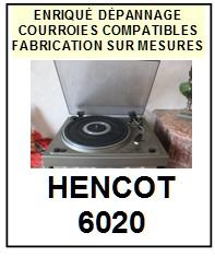 HENCOT-6020-COURROIES-ET-KITS-COURROIES-COMPATIBLES