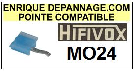 hifivox platine mo24 pointe de lecture compatible saphir sph rique 27 5 euros. Black Bedroom Furniture Sets. Home Design Ideas