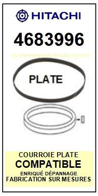 HITACHI-4683996-COURROIES-ET-KITS-COURROIES-COMPATIBLES