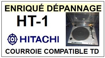 HITACHI-HT1 HT-1-COURROIES-ET-KITS-COURROIES-COMPATIBLES