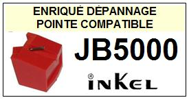 INKEL<br> JB5000 JB-5000 Pointe (stylus) diamant sphérique<small> 2015-09</small>