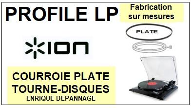 ION-PROFILE LP-COURROIES-ET-KITS-COURROIES-COMPATIBLES