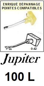 JUPITER 100L <br>Pointe sphérique pour jukebox (stylus)<small> 2015-12</small>