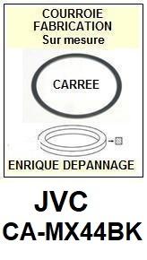JVC-CAMX44BK CA-MX44BK-COURROIES-ET-KITS-COURROIES-COMPATIBLES