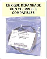 HITACHI-VT135EVPS VT-135EVPS-COURROIES-ET-KITS-COURROIES-COMPATIBLES