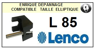 LENCO L85 <br>Pointe Diamant Elliptique (stylus)<small> 2015-12</small>