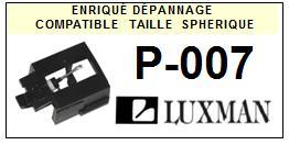 LUXMAN-P007  P-007-POINTES-DE-LECTURE-DIAMANTS-SAPHIRS-COMPATIBLES