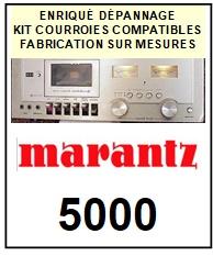 MARANTZ-5000-COURROIES-ET-KITS-COURROIES-COMPATIBLES