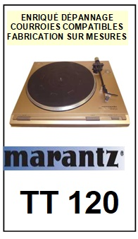 MARANTZ-TT120-COURROIES-ET-KITS-COURROIES-COMPATIBLES