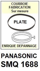 PANASONIC-SMQ1688-COURROIES-ET-KITS-COURROIES-COMPATIBLES
