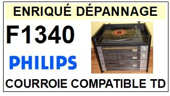 PHILIPS-F1340-COURROIES-ET-KITS-COURROIES-COMPATIBLES