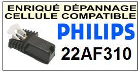 PHILIPS 22AF310  Cellule de remplacement  avec diamant Sphérique