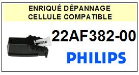 PHILIPS platine 22AF382/00  Cellule diamant sphérique <BR><SMALL>a 2014-04</small>