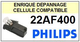 PHILIPS platine  22AF400    Cellule Compatible diamant sphérique