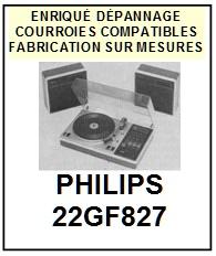 PHILIPS-22GF827-COURROIES-ET-KITS-COURROIES-COMPATIBLES