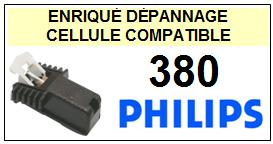 PHILIPS platine  380    Cellule Compatible diamant sphérique