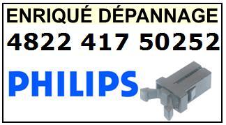 PHILIPS  482241750252  4822 417 50252  Composant Compatible
