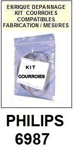 PHILIPS-6987-COURROIES-ET-KITS-COURROIES-COMPATIBLES