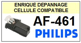 PHILIPS platine AF461 AF-461 Cellule diamant sphérique <BR><SMALL>a 2014-01</small>