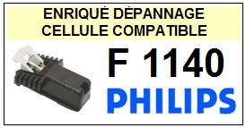 PHILIPS platine F1140  Cellule diamant sphérique <SMALL> 13-07</small>