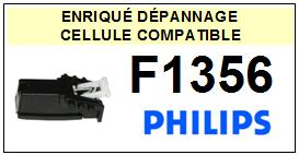 PHILIPS platine F1356 Cellule diamant sphérique <BR><SMALL>a 2014-06</small>
