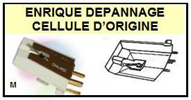 PIONEER  PN3MC  HIGHT OUTPUT MC  Cellule d\' ORIGINE avec diamant