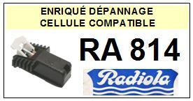 RADIOLA platine RA814  Cellule diamant sphérique <BR><SMALL>a 2014-08</small>