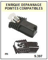 RADIOLA platine  STEREO 300    Cellule Compatible diamant sphérique