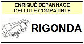 RIGA<br> RIGONDA Cellule diamant Sphérique <BR><small>a 2014-12</small>