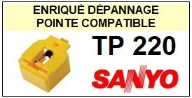 SANYO-TP220-POINTES-DE-LECTURE-DIAMANTS-SAPHIRS-COMPATIBLES