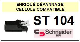 SCHNEIDER platine ST104 ST-104 Cellule diamant sphérique <BR><SMALL>a 2014-01</small>
