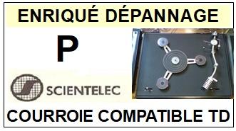 SCIENTELEC-P-COURROIES-ET-KITS-COURROIES-COMPATIBLES