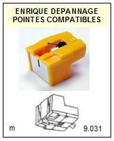 SCOTT<br> PS17 PS-17 Pointe (stylus) elliptique pour tourne-disques<SMALL> 2015-09</small>
