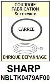 FICHE-DE-VENTE-COURROIES-COMPATIBLES-SHARP-NBLTK0479AF00
