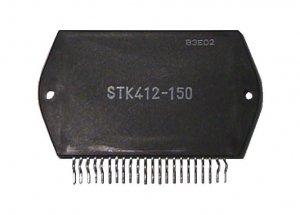 STK412-150  CIRCUIT INTEGRE  COMPOSANT ELECTRONIQUE