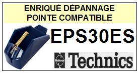 TECHNICS EPS30ES EPS-30ES <br>Pointe Diamant sphérique (stylus)<small> 2015-10</small>