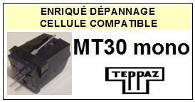 TEPPAZ <br>MT30 MONO Cellule Saphir sphérique <br><SMALL>s-cel 2014-10</small>
