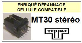 TEPPAZ <br>MT30 STEREO Cellule diamant Sphérique <BR><small>s-cel 2014-11</small>