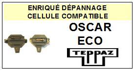 TEPPAZ platine OSCAR ECO  Cellule diamant sphérique <BR><SMALL>s-cel 2014-08</small>