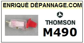 THOMSON M490 <br>Cellule MONO pour tourne-disques (cartridge)<SMALL> 2016-01</small>