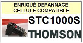 THOMSON<br> STC1000S STC-1000S Cellule avec diamant Sphérique <br><small>s-cel 2015-03</small>