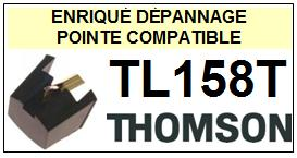 THOMSON<br> TL158T Pointe (stylus) sphérique pour tourne-disques <BR><small>a 2015-08</small>