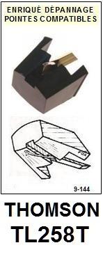 THOMSON-TL258T-POINTES-DE-LECTURE-DIAMANTS-SAPHIRS-COMPATIBLES