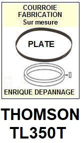 THOMSON-TL350T-COURROIES-ET-KITS-COURROIES-COMPATIBLES