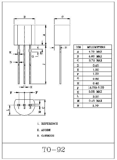 kia431  CIRCUIT INTEGRE  BIPOLAR LINEAR