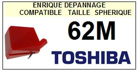 TOSHIBA 62M <br>Pointe Diamant sphérique (stylus)<small> 2015-12</small>