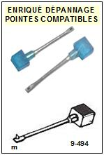 VEB<br> CN24 Pointe (stylus) Diamant sphérique<small> 2015-09</small>